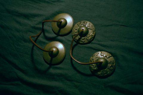 Tibetan crotales