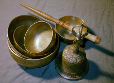 Tibetan Singing Bowls and Bells