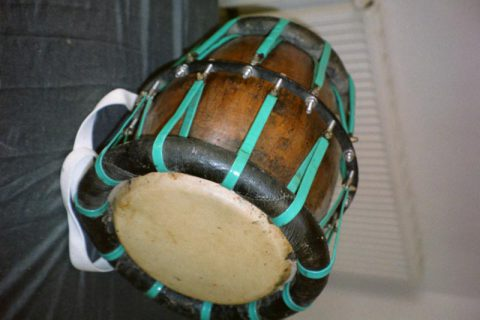 South Indian drum