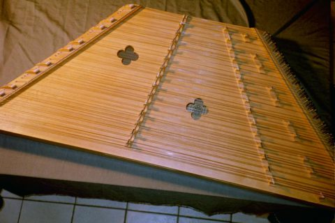 English Hammered Dulcimer